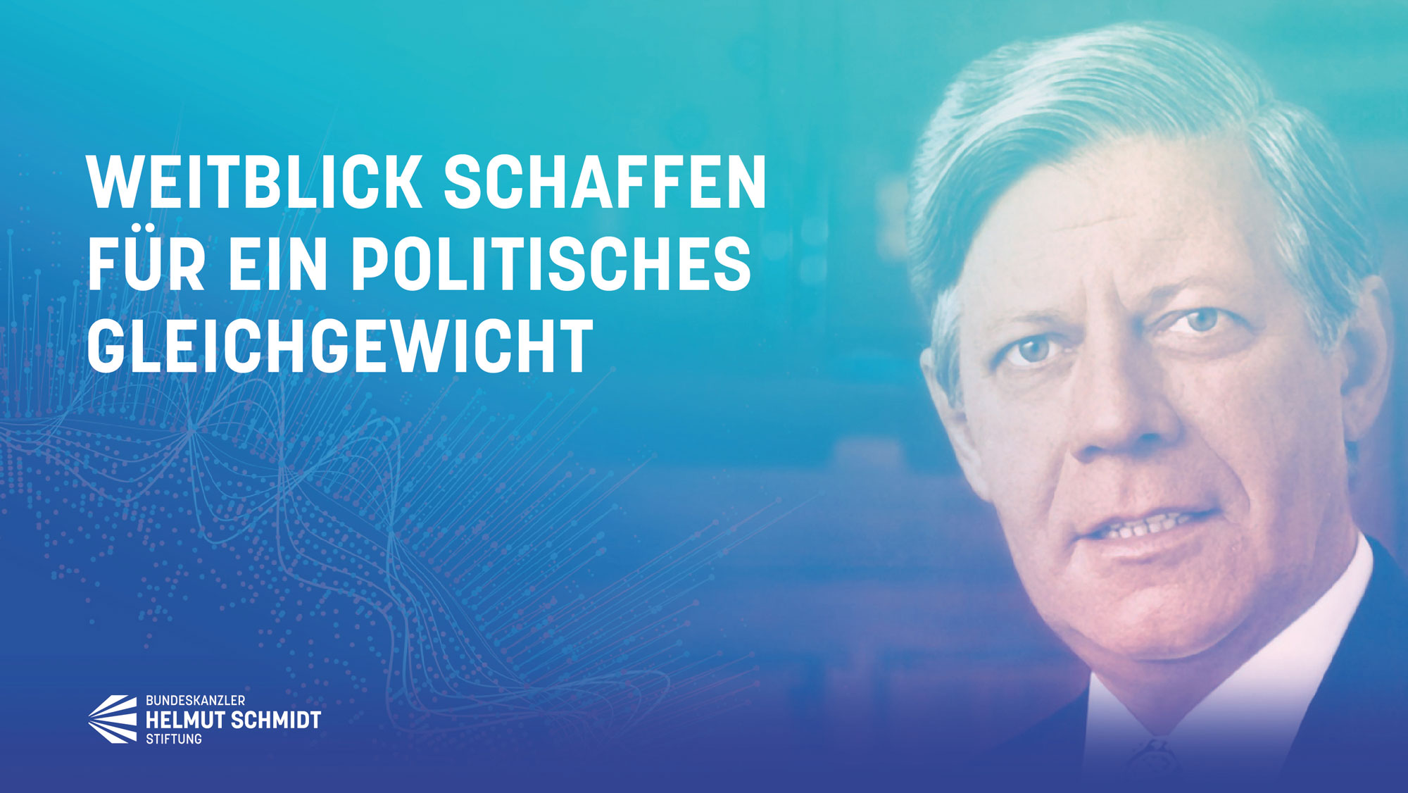 Key Visual Helmut Schmidt Logo