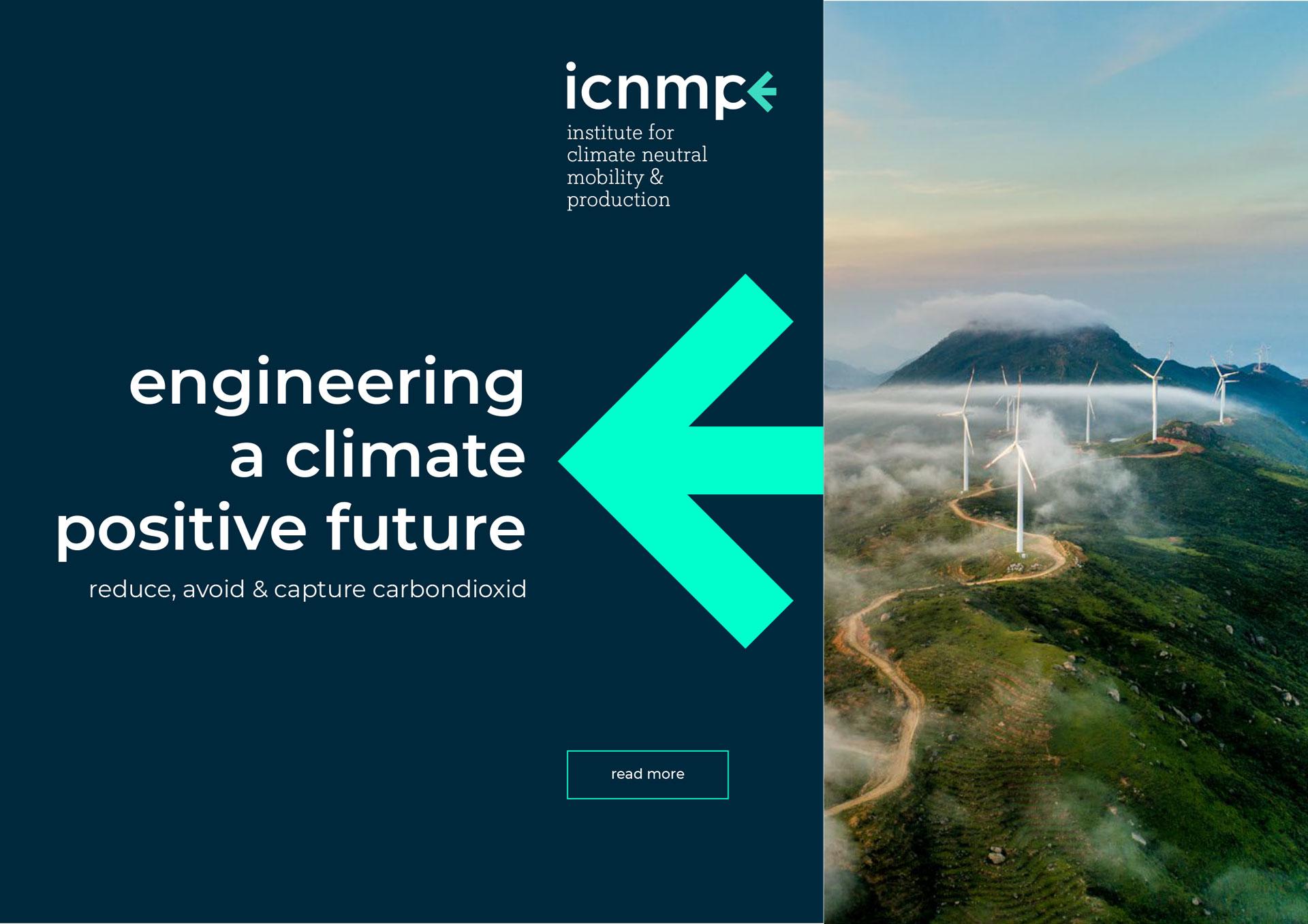 icnmp Startseite website